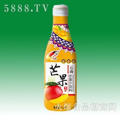 大马邦云南芒果汁饮料1.25L