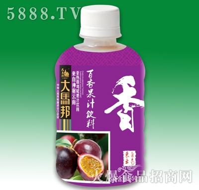 大马邦百香果汁饮料350ml