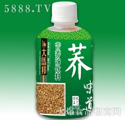 大马邦荞味道苦荞汤饮料350ml
