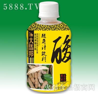 大马邦酸角汁饮料350ml