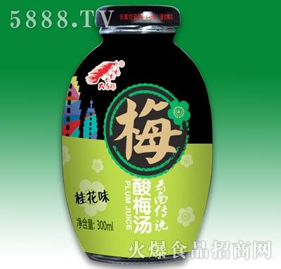 大马邦云南传说酸梅汤桂花味300ml