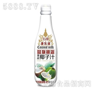 康乐缘500椰子汁