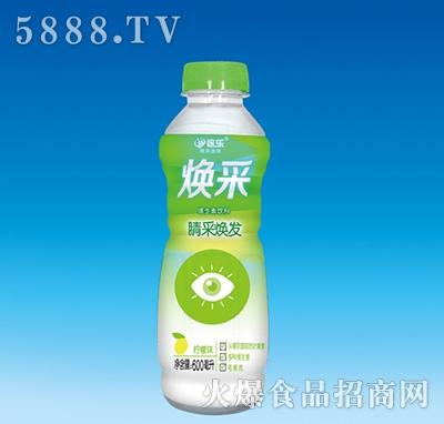 途乐焕彩柠檬味600ml维生素饮料