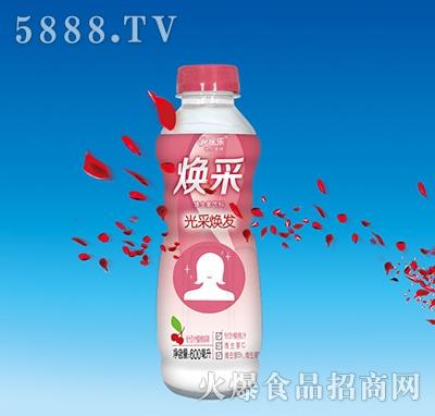 途乐焕彩樱桃味维生素饮料600ml