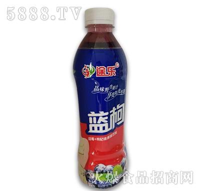 途乐蓝枸果汁饮料500ml