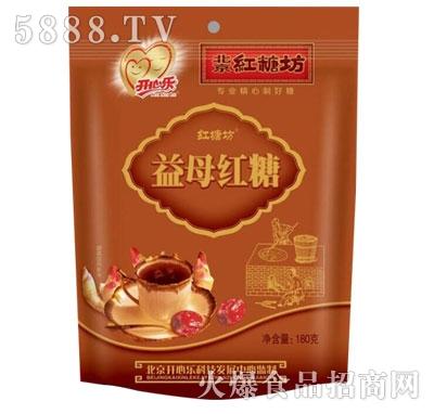 开心乐益母红糖180g(11小袋)