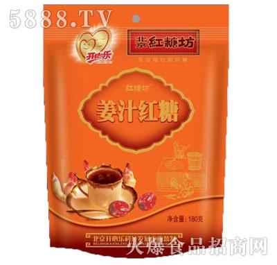 开心乐姜汁红糖180g(11小袋)