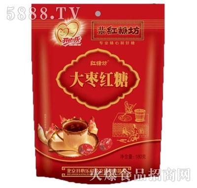 开心乐大枣红糖180g(11小袋)
