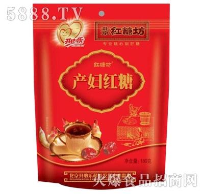 开心乐产妇红糖180g(11小袋)