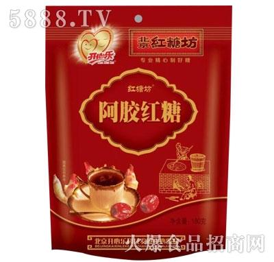 开心乐阿胶红糖180g(11小袋)