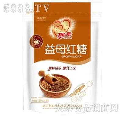 开心乐红糖坊益母红糖120g(4袋)