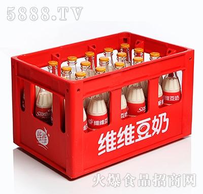维维玻璃瓶豆奶(筐装)