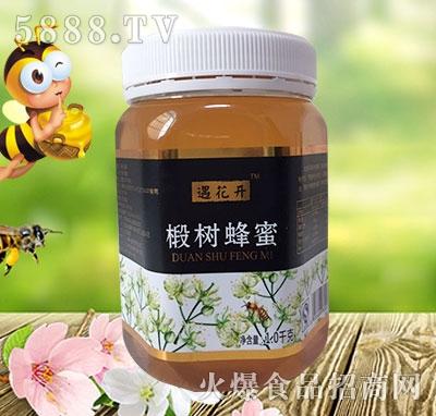 遇花开椴树蜂蜜塑料瓶1.0千克