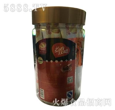 开心乐益母红糖150g(罐装颗粒)