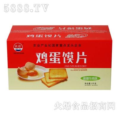 北徐鸡蛋馍片麻辣牛肉味5kg