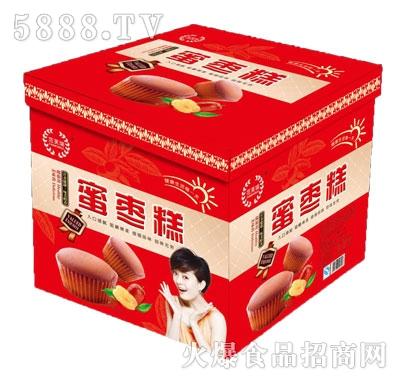 范芙瑞蜜枣糕(礼盒)