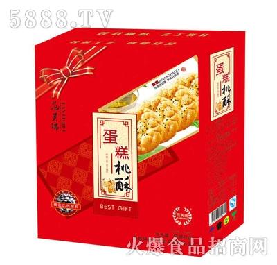 范芙瑞蛋糕桃酥(箱)