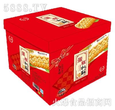 范芙瑞蛋糕桃酥(礼盒)