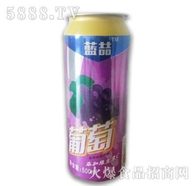 500ml蓝�雌咸压�味碳酸饮料