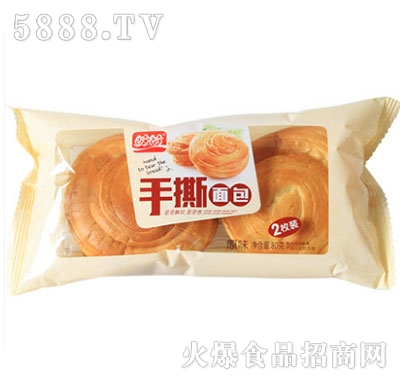 盼盼手撕面包80g