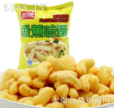 盼盼香蕉味酥105g