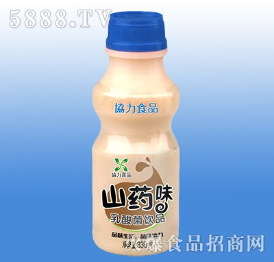 协力山药味乳酸菌饮品330ml