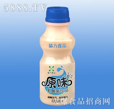 协力原味乳酸菌饮品330ml