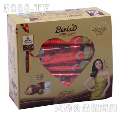 贝瑞丝三层巧克力(440g盒装)