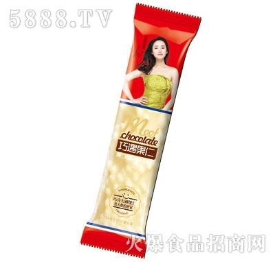 麦世发果仁巧克力威化饼干(红)