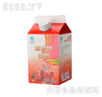 李子园苹果汁450ml