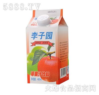 李子园苹果汁480ml