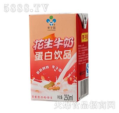 李子园花生牛奶250ml