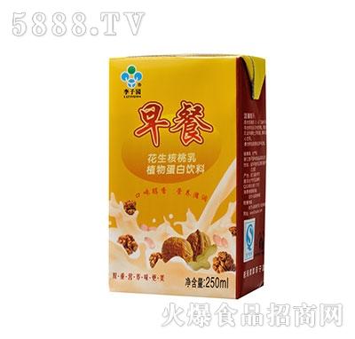 李子园早餐奶250ml