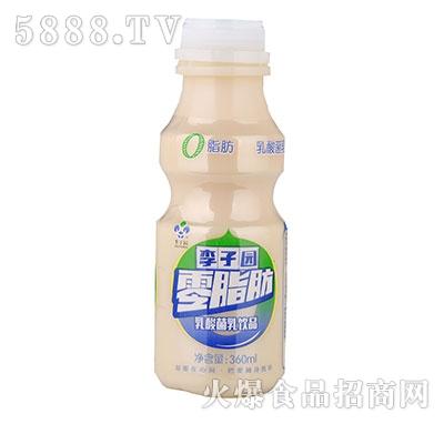 李子园乳酸菌饮品360ml