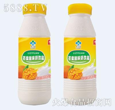 李子园芒果酸味奶