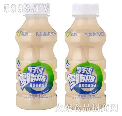 李子园乳酸菌乳饮品330ml