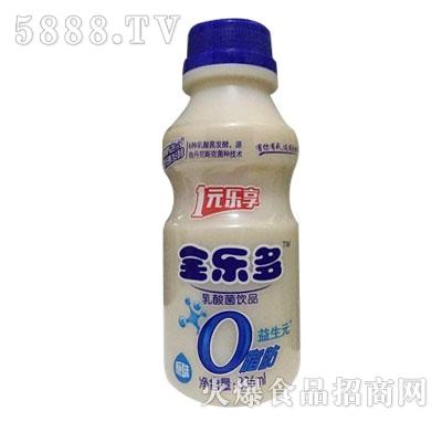 全乐多乳酸菌饮品336ml