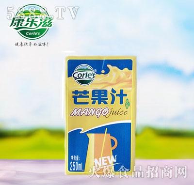 250ml康乐滋芒果汁