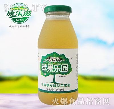 260ml长坂坡苹果醋饮料