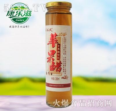268ml长坂坡苹果醋饮料