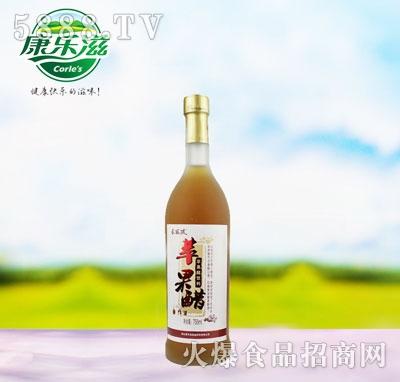 750ml长坂坡苹果醋饮料