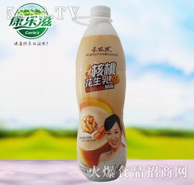 1.5L长坂坡核桃花生奶