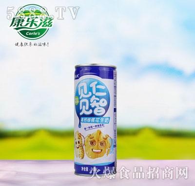 240ml高钙核桃花生奶