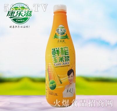 1.25L长坂坡鲜榨玉米浆(木糖醇)