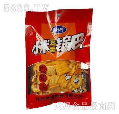 米多郎小米豆香锅巴香辣味100g