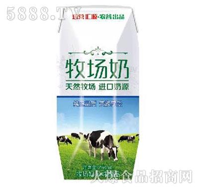 养参堂牧场奶250ml