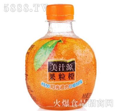 美汁源果粒橙260ml