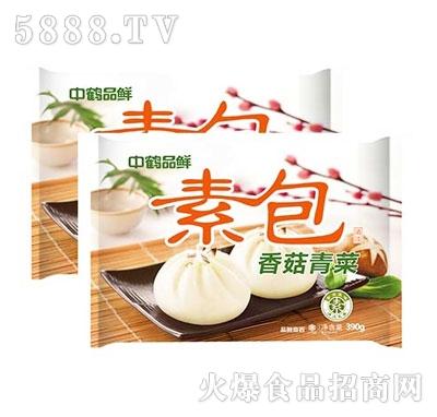 悠之味香菇青菜包