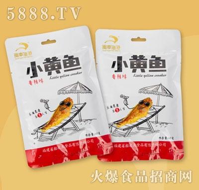 闽南鱼港小黄鱼香辣味48g