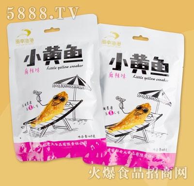 闽南鱼港小黄鱼麻辣味48g